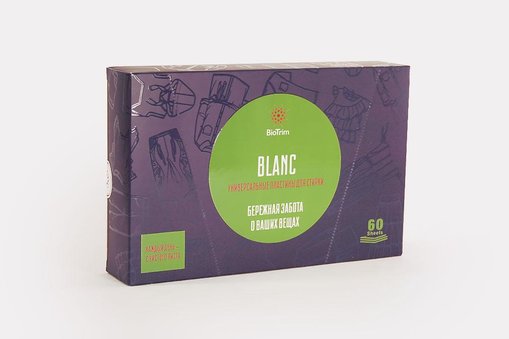 Пластины для стирки Гринвей универсальные BioTrim BLANC