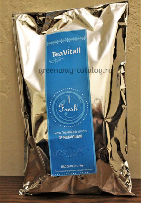 greenway очищающий чай
