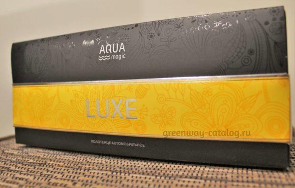 полотенце для машины гринвей aquamagic luxe