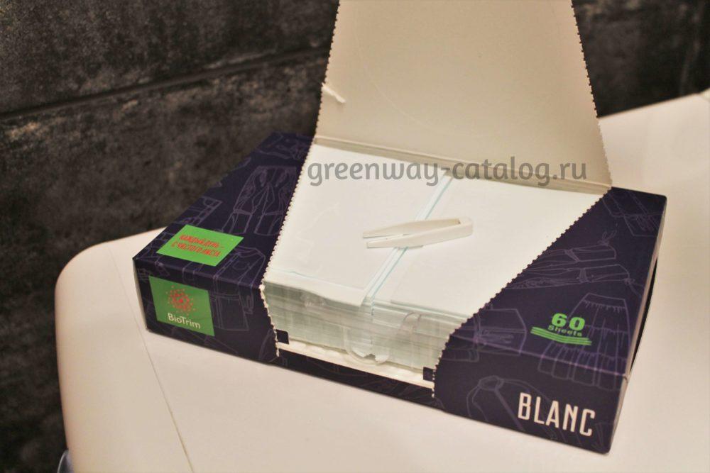 Универсальные пластины для стирки Greenway Biotrim